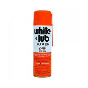Desengripante Orbi Quimica White Lub Super Spray 300Ml
