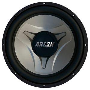 Alto Falante Subwoofer Arlen Platinum 15 Polegadas 700W Rms Bobina Dupla 4+4 Ohms