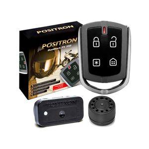 Alarme para Moto Pósitron Duoblock Pxg8 Universal Função Presença e Sensor de Movimento