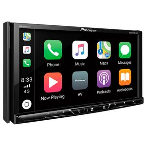 Dvd Player Automotivo Pioneer Avh-Z5180Tv 7 Polegadas Bluetooth Tv Digital Mixtrax Appradio