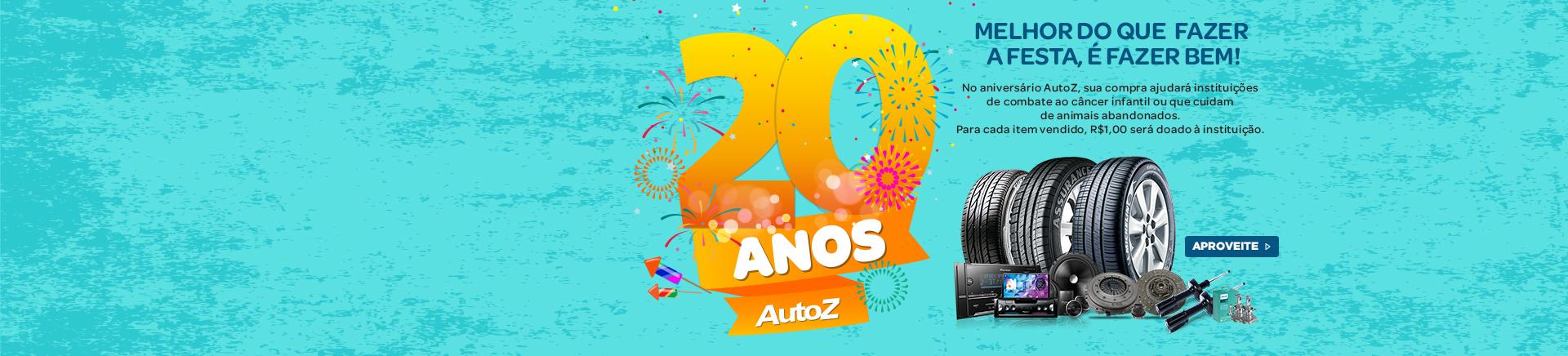 Aniversario AutoZ - Institucional