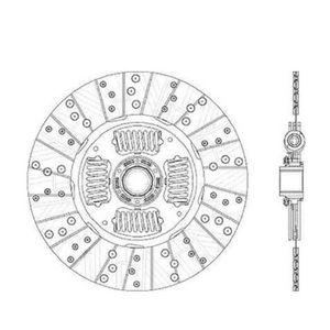 disco-embreagem-395mm-18-estrias-valeo-92072