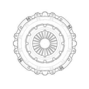 plato-embreagem-395mm-valeo-89405