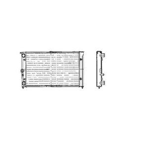 Radiador-De-Motor-Ford-Royale-Vw-Quantum-Santana-Sem-Ar-Valeo-6Ta021A-sku-52833