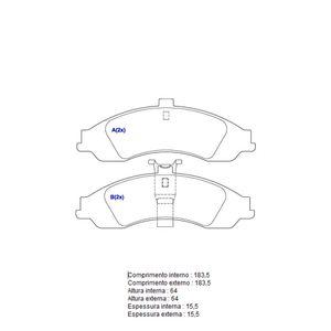 Pastilha-Freio-Convencional-Dianteira-Sistema-Girling-1103-Syl