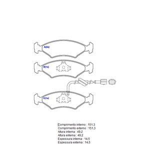 Pastilha-Freio-Convencional-Dianteira-Com-Alarme-Sistema-Teves-1233-Syl