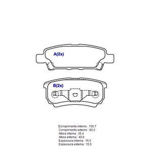 Pastilha-Freio-Convencional-Traseira-Sem-Alarme-Sistema-Akebono-2315-Syl