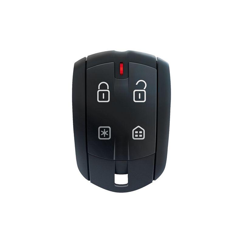 Controle-Alarme-Exact-360-Convencional-Preto-012997000-Positron