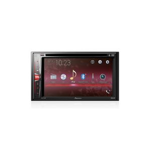 Dvd-Player-2Din-Auxiliar-Bluetooth-Usb-Traseiro-6.2--Touch-Avha218Bt-Pioneer