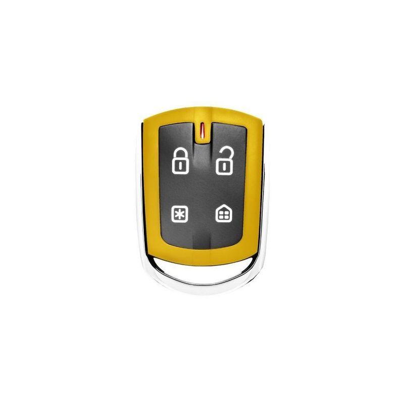 Controle-Alarme-Pxn54-Amarelo-Convencional-Amarelo-012334000-Positron