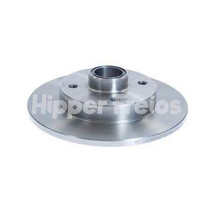 Disco-Freio-Traseiro-Solido-Com-Cubo-230Mm-4-Furos-Hf20B-Hipper-Freios