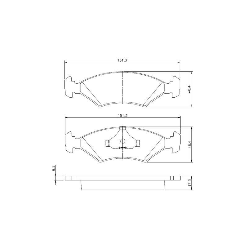Pastilha-Freio-Convencional-Dianteira-Sem-Alarme-Sistema-Teves-P24-Lonaflex