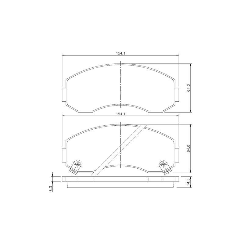 Pastilha-Freio-Convencional-Dianteira-Sem-Alarme-Sistema-Girling-P329-Lonaflex