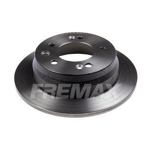 Disco-Freio-Traseiro-Solido-Sem-Cubo-262Mm-5-Furos-Bd0581-Fremax