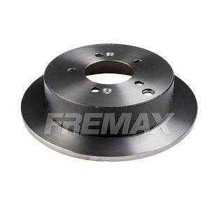 Disco-Freio-Traseiro-Solido-Sem-Cubo-284Mm-5-Furos-Bd2907-Fremax