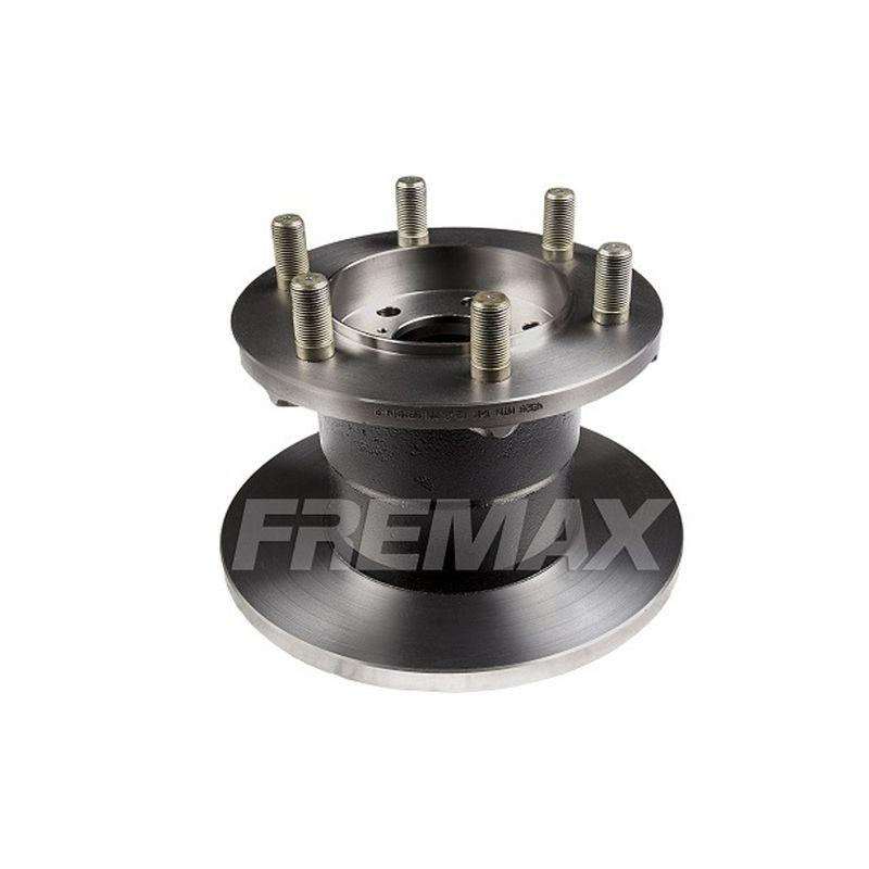 Disco-Freio-Dianteiro-Solido-Sem-Cubo-267Mm-6-Furos-Bd4528-Fremax