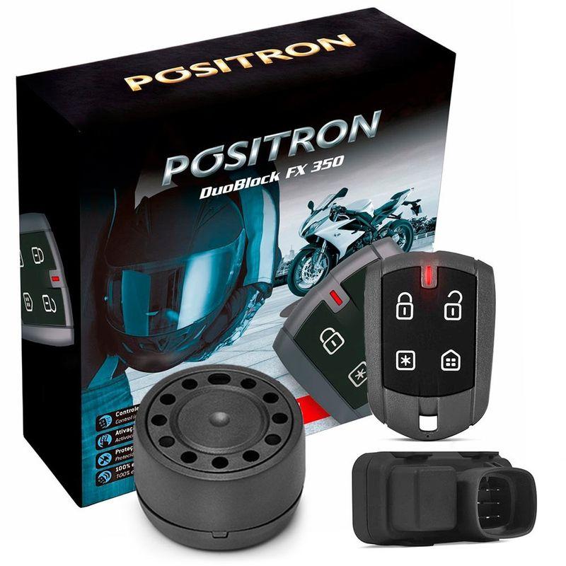 Alarme-Moto-Dedicado-Duoblock-Fx-g8-Nxr-150-Bros-Xre-190-Bloqueador-E-Sensor-Movimento-12V-012882000-Positron