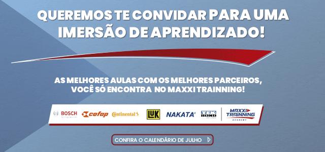 Maxxi Trainning - Julho